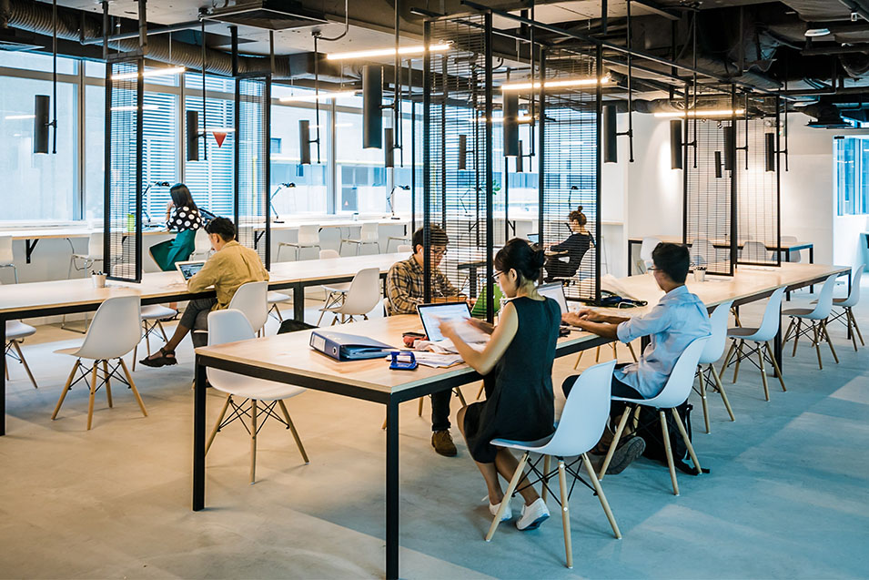 Coworking Space for Office